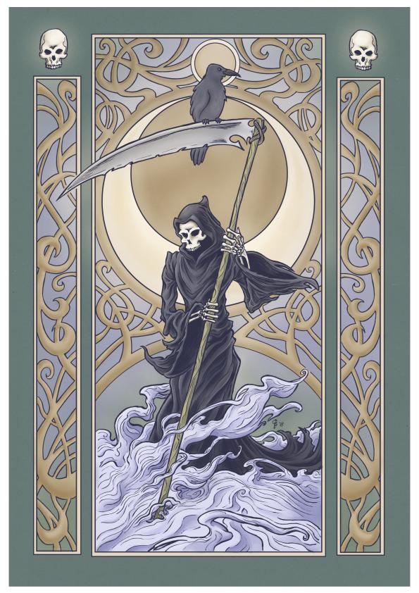 posters: De dood