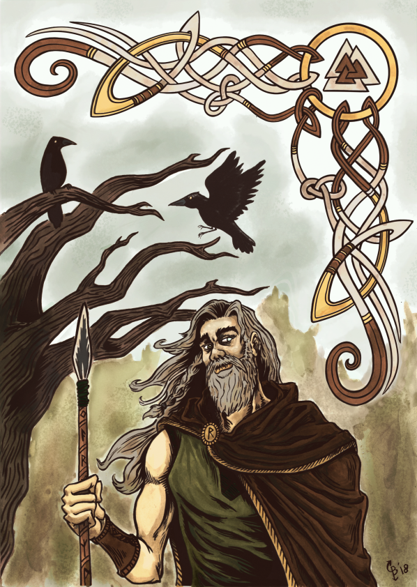 posters: odin