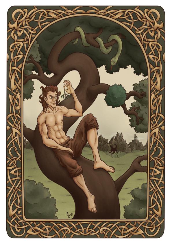 posters: Loki met Maretak