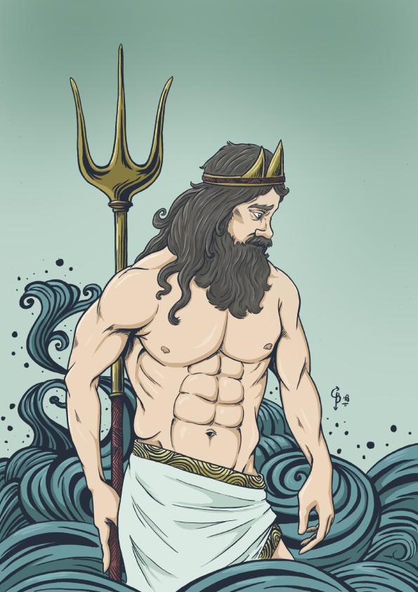 posters: Poseidon